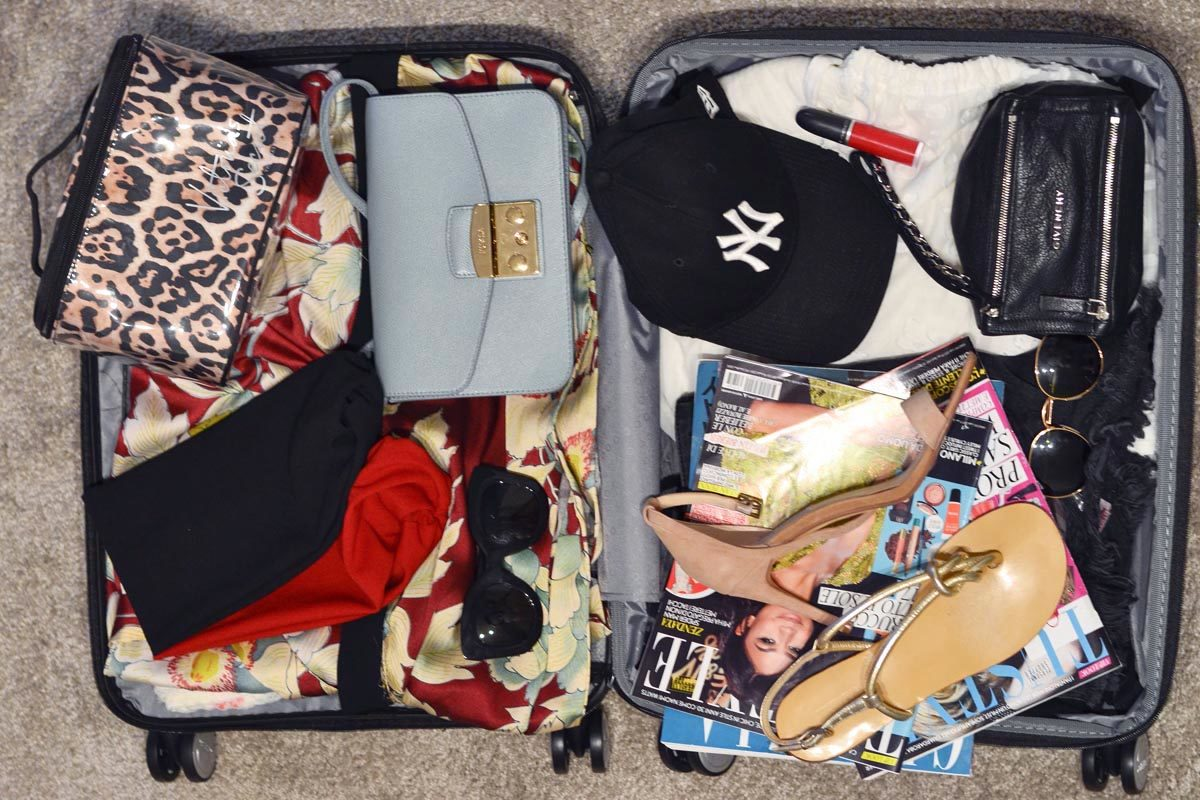 Cosa mettere in valigia per un week-end fuori città