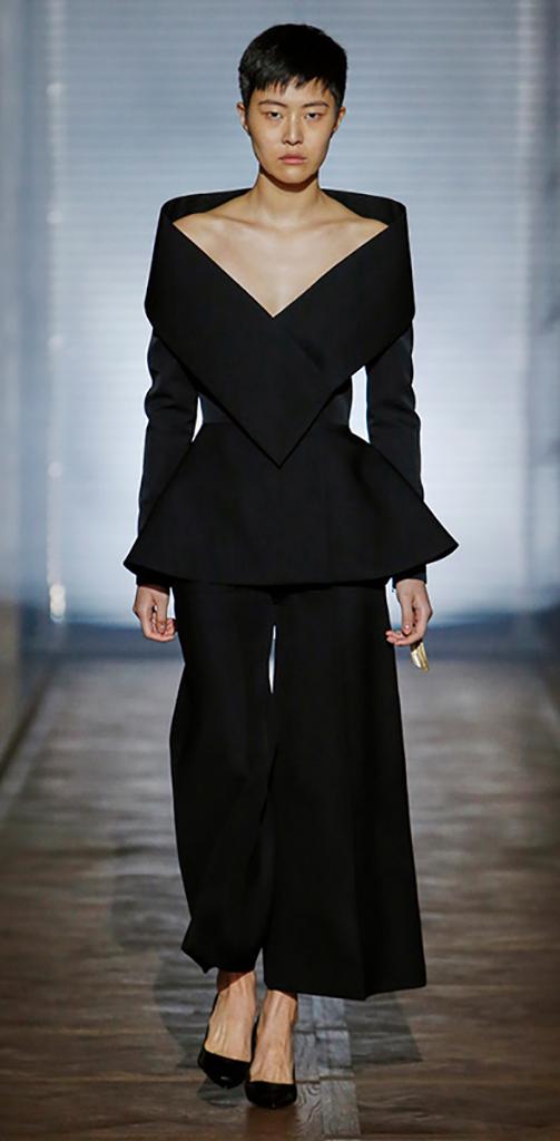 Parigi, settimana Haute Couture: moda primavera/estate 2018