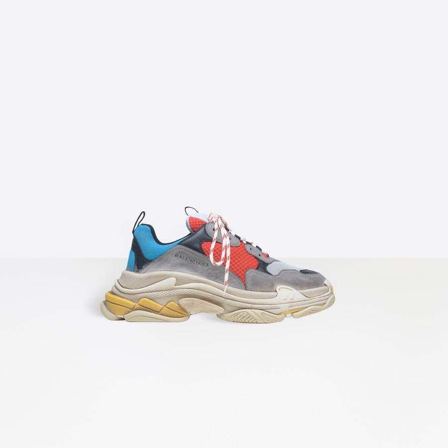 """Sneakers """"Brutte"""" per la Primavera/Estate 2018"""