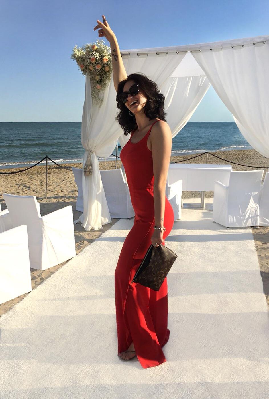 Outfit Spiaggia 2018: look per un matrimonio al mare